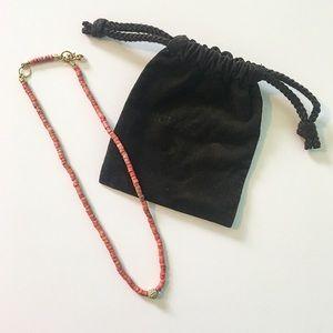 Michael Kors Pavé Stone Necklace